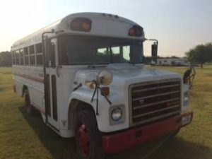 What A Guy And His Girlfriend Did With This Dumpy Old Bus Is Totally Unbelievable…