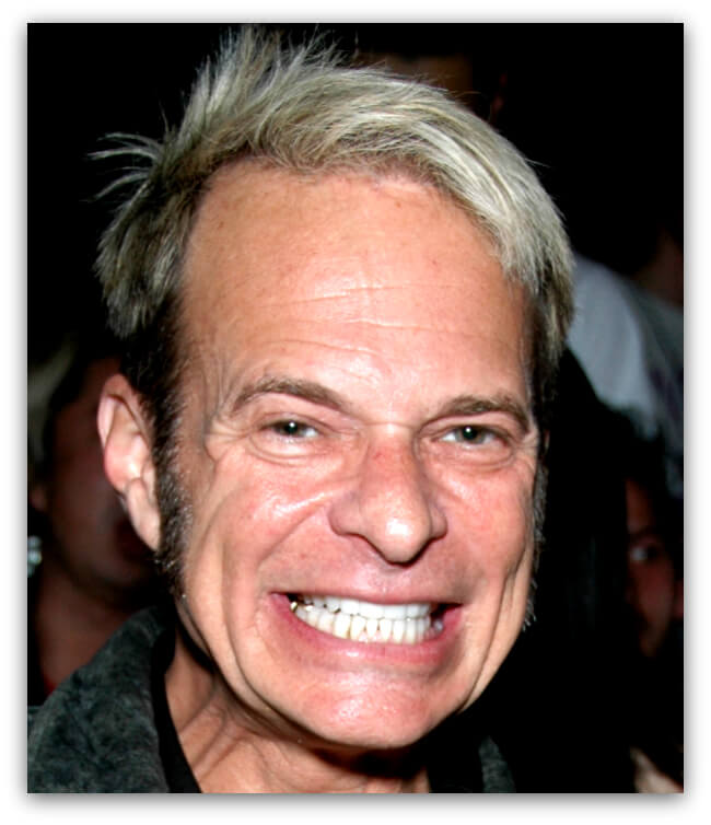 David Lee Roth After